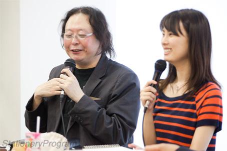 納富さんの絶妙なトーク