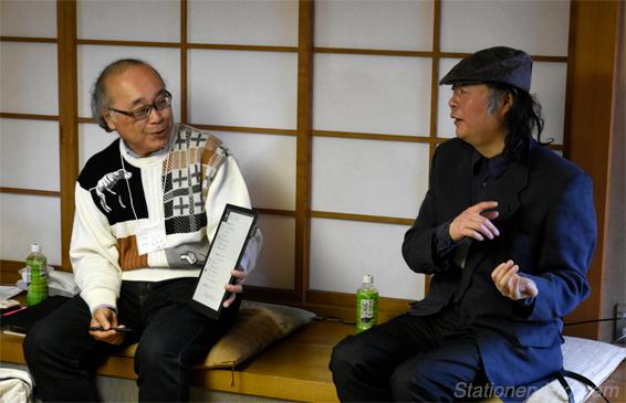 竹村氏と納富氏